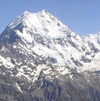 Mount Cook, NewZealand