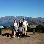guided trekking in Wanaka