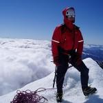 Mt Aspiring summit