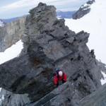 Mt Aspiring, 3033 m