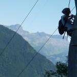 Alpinism adventures