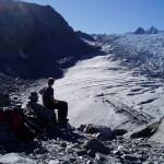 Mountaineering skills training