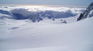 Alpinism adventure