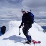 mountaineering instruction