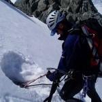 ice climbing instruction