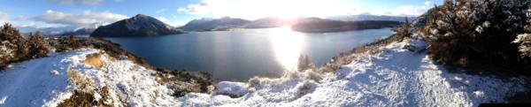 snow activities from Wanaka