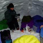 Alpine skills instruction